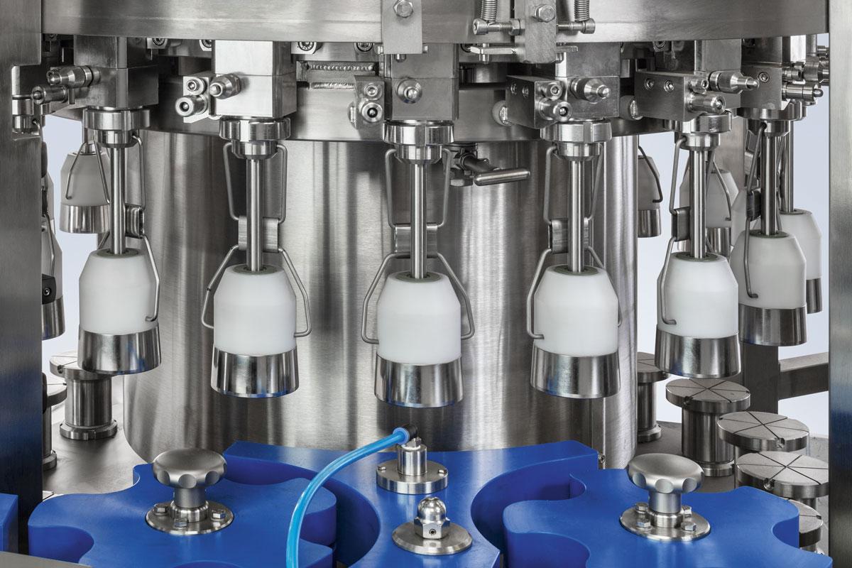 Markl Bavaria Dosenfüllmaschine